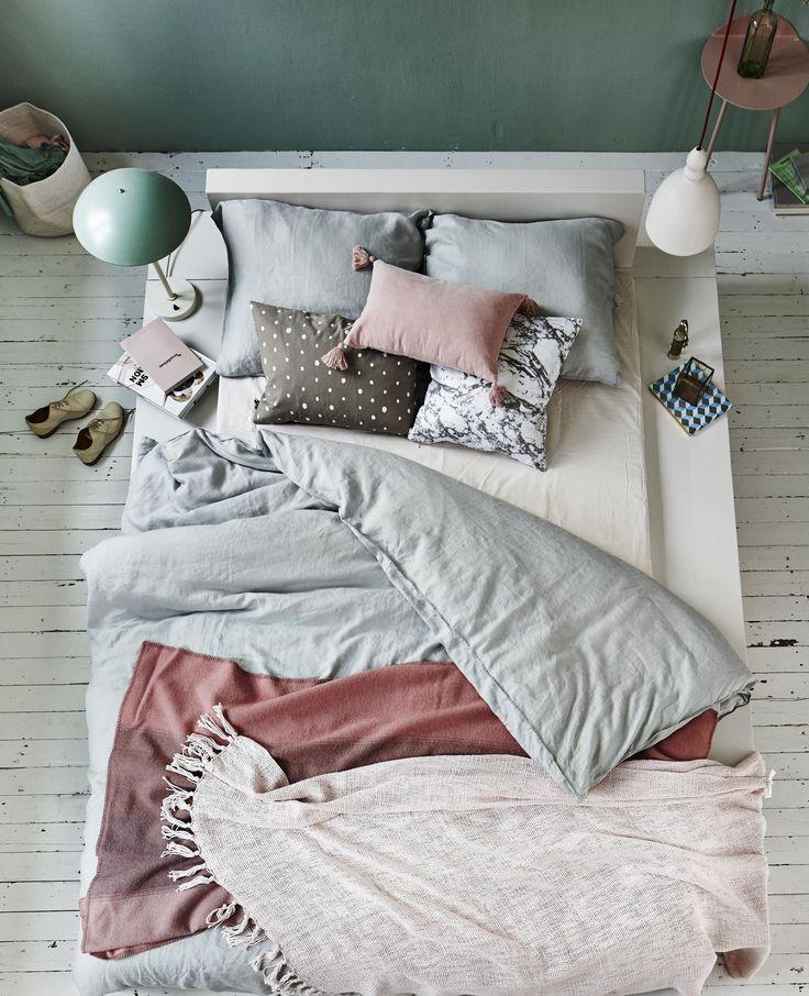 Dormitorios - ropa de cama