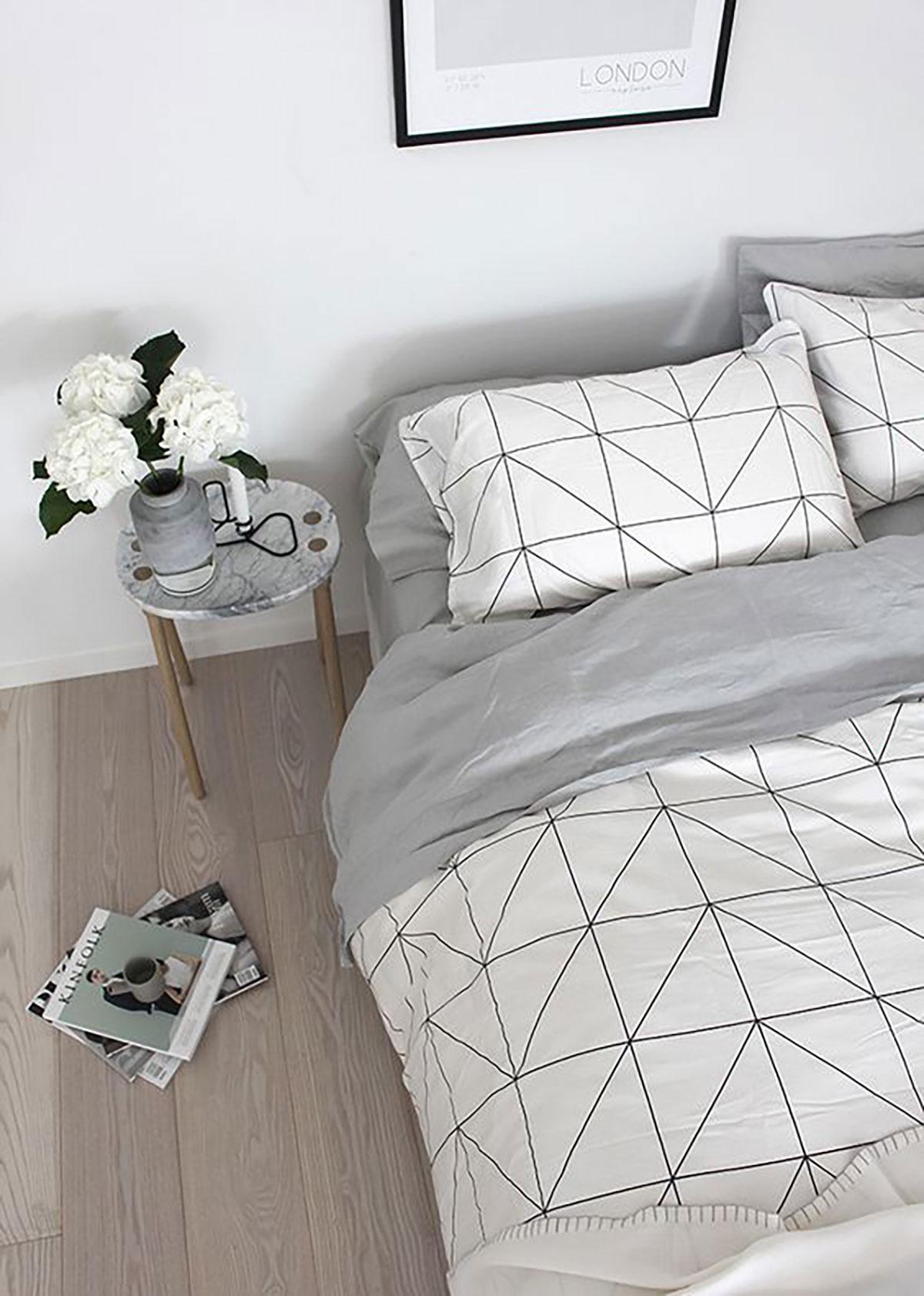 Dormitorios - mesitas de noche