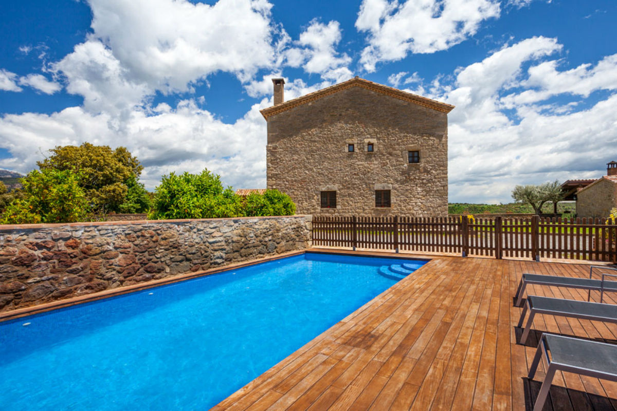 Casas rurales con encanto -La Tor 1