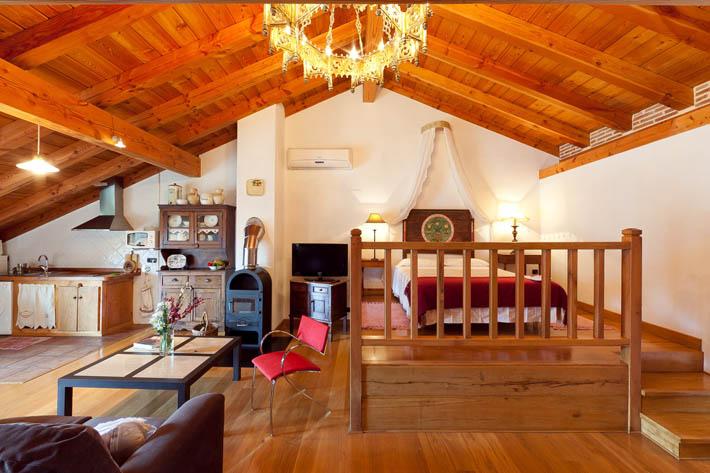 Casas rurales con encanto - Las casas de Ea - Astei
