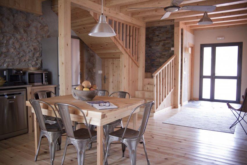 Casas rurales con encanto - Masía Can Pascol 2