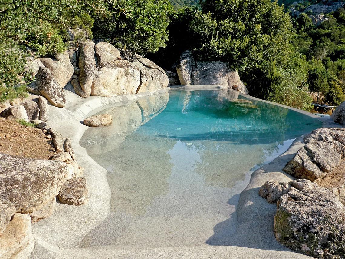 Piscinas de arena - la naturaleza: imprescindible