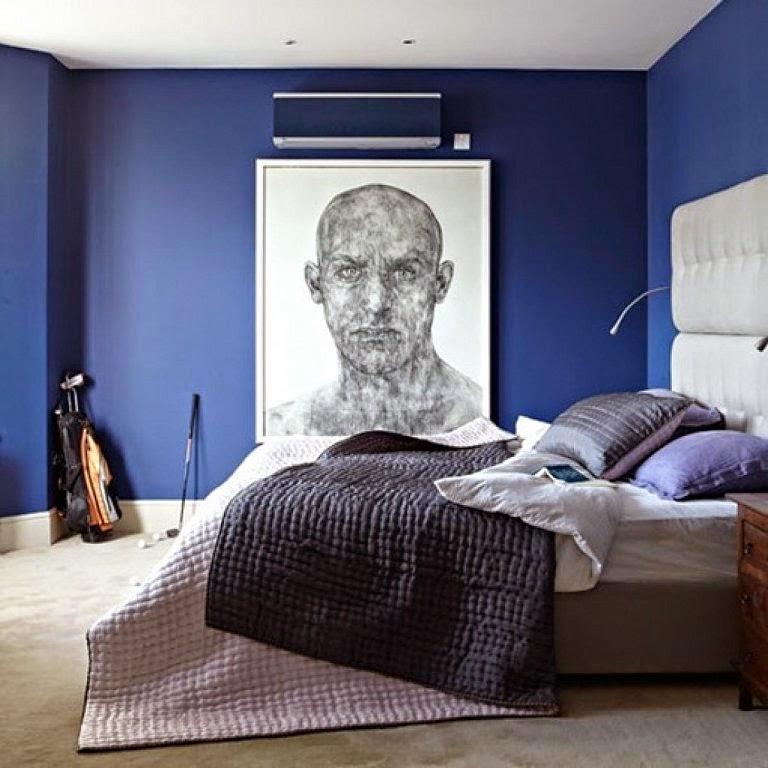 Psicología del color - azul