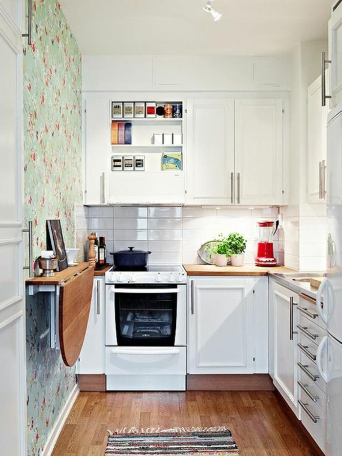 Ideas Para Aprovechar El Espacio En Una Cocina Pequeña