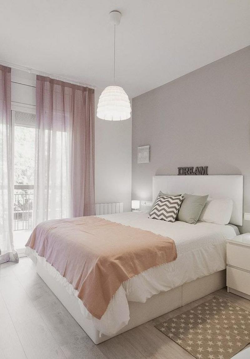 Iluminación interior - dormitorio