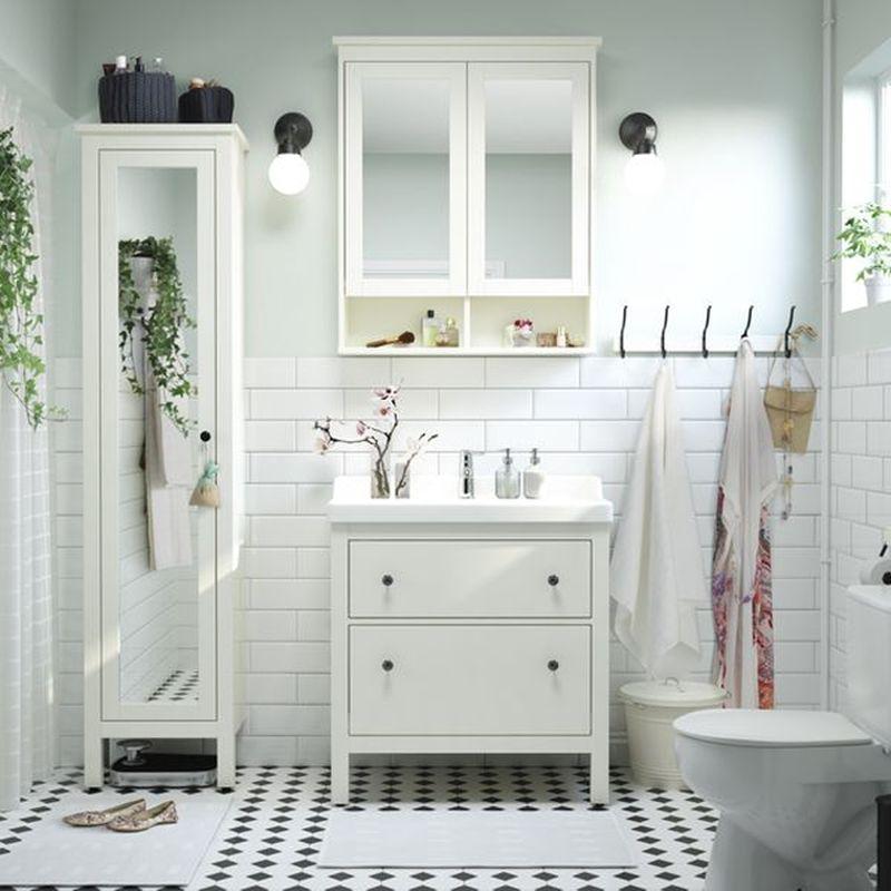 Iluminación interior - baño