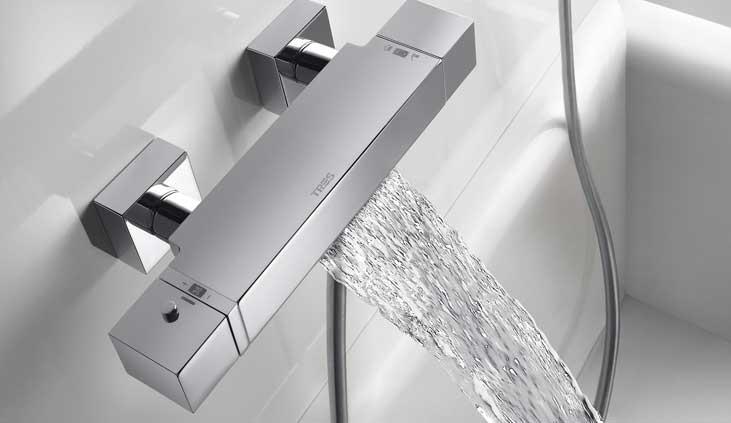 Ahorrar agua - Reguladores de la temperatura del agua