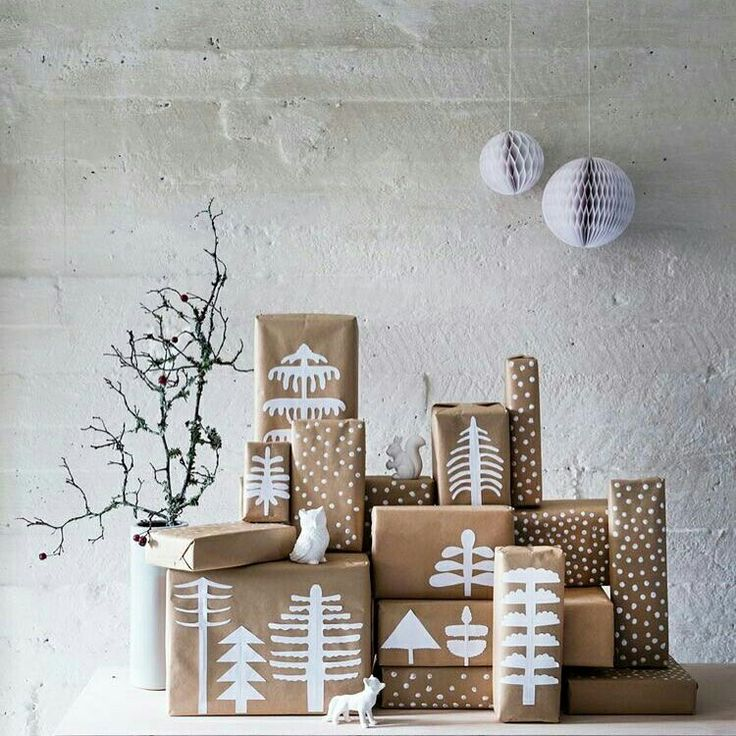 decoración nórdica - regalos para decorar la casa
