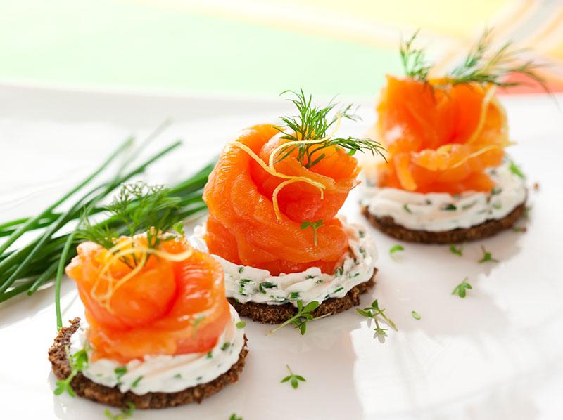 Recetas nórdicas - El salmón