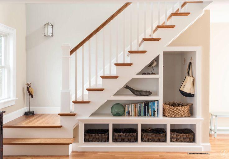 Trucos para ganar espacio - debajo de la escalera