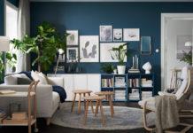 Muebles de Ikea - salón