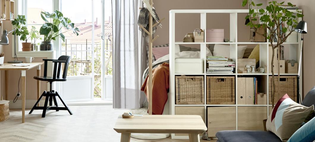 Muebles de Ikea- Kallax