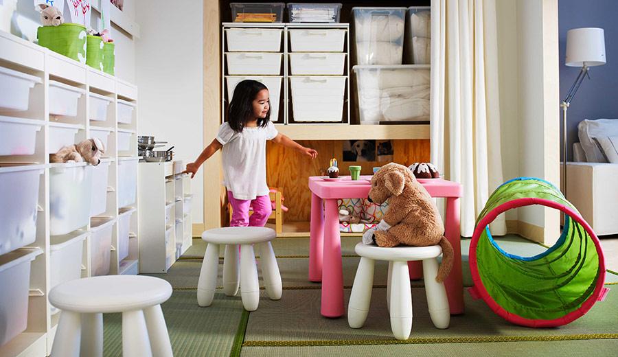 Muebles de Ikea- Trofast