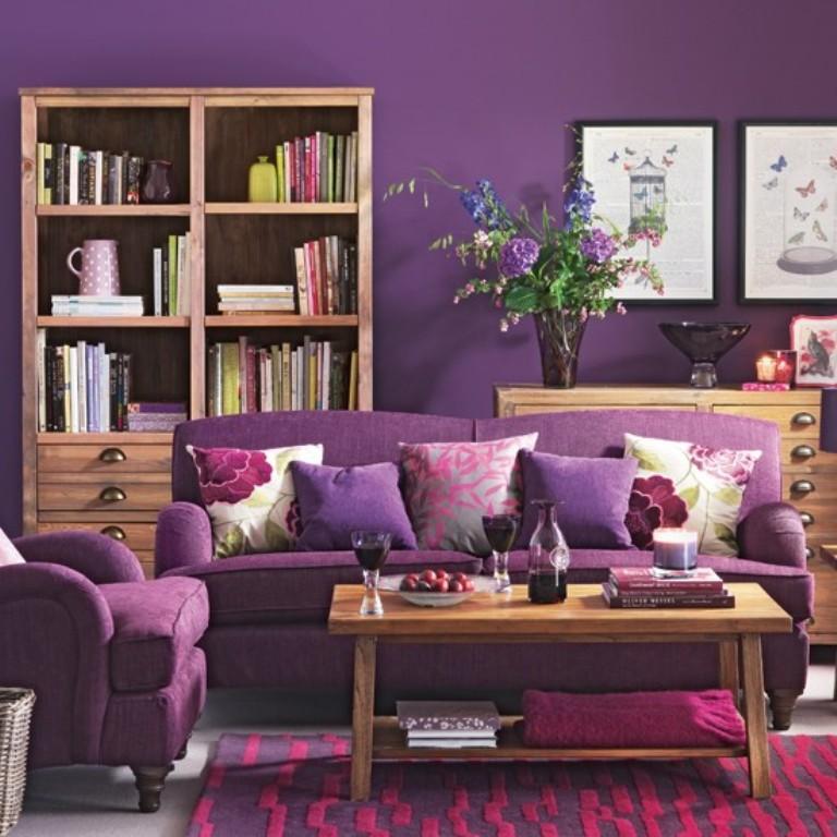 Tendencias deco - Ultra violet
