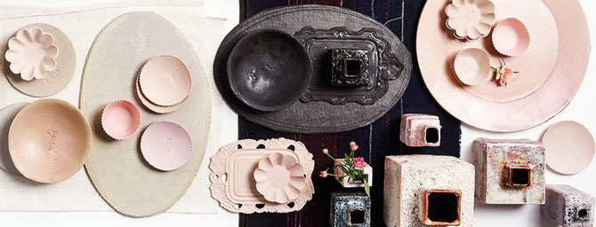 Tendencias - cerámica artesanal
