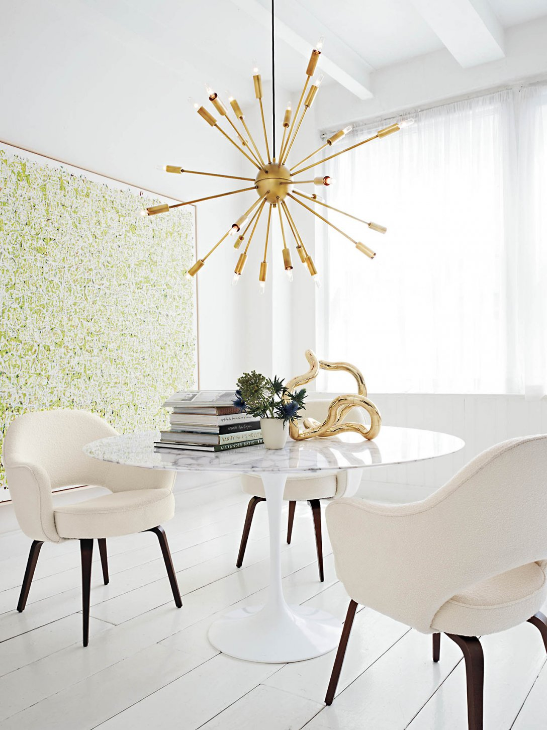 Mid Century Modern - colores