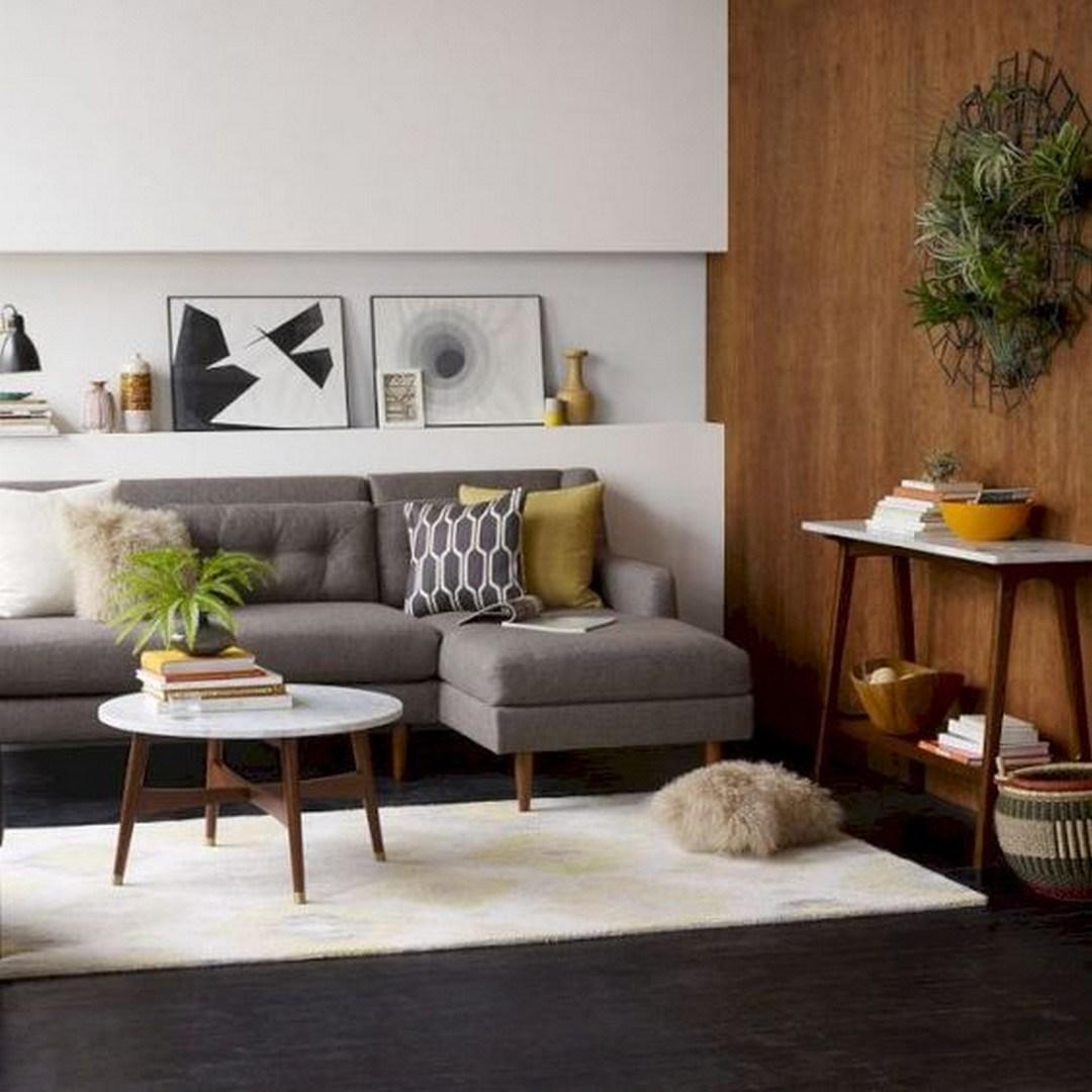 Mid Century Modern - paredes madera