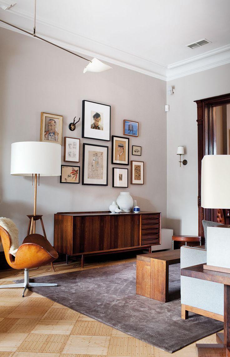 Mid Century Modern - madera