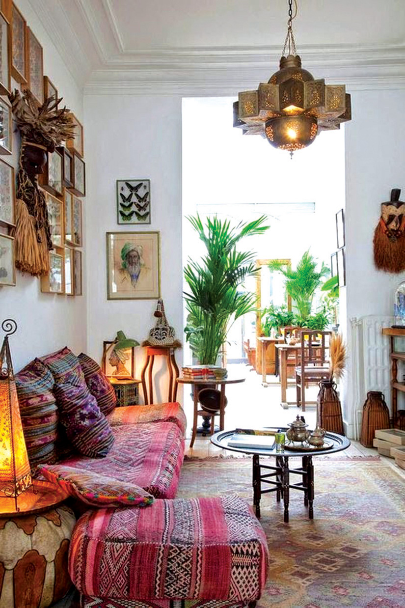Boho Chic - complementos