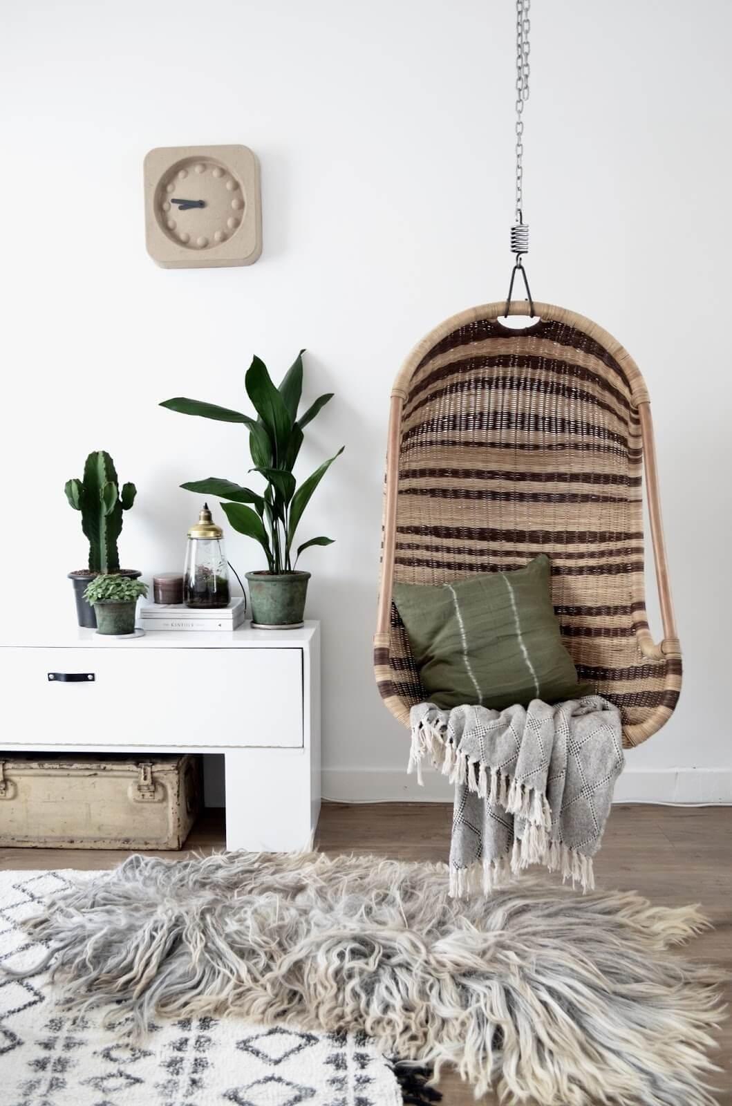 Boho Chic - mobiliario