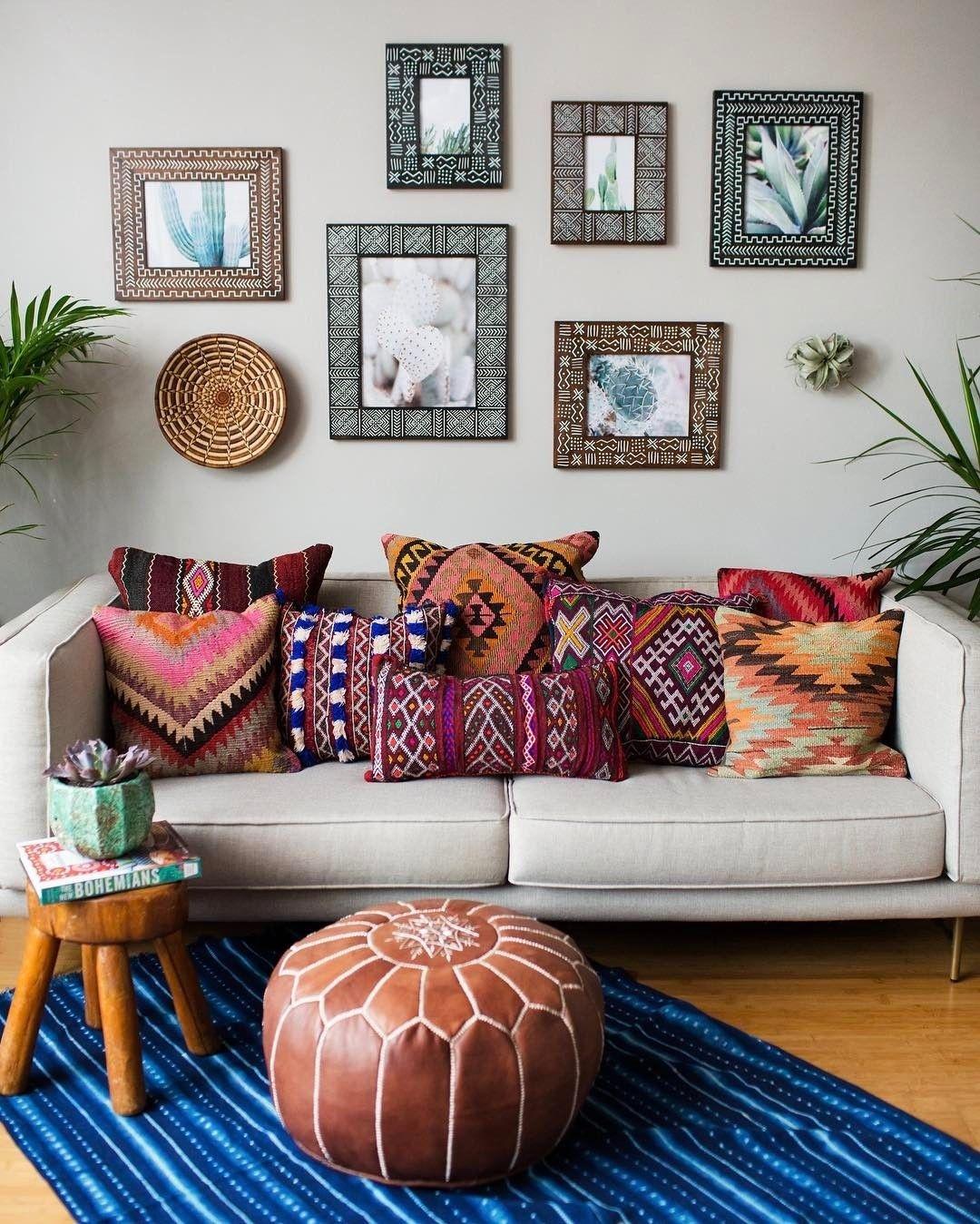 Boho Chic - textiles