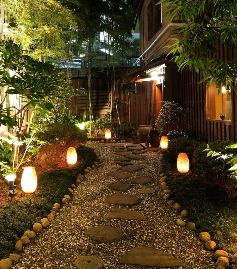 Terrazas- iluminación