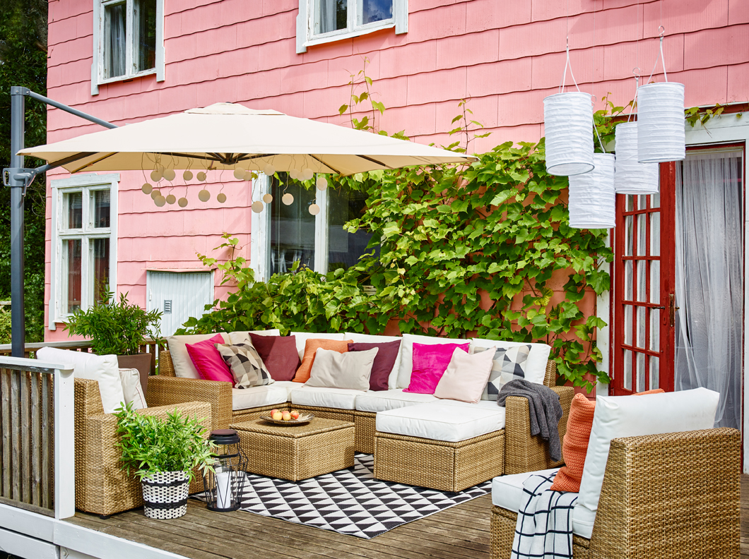 Terrazas - muebles