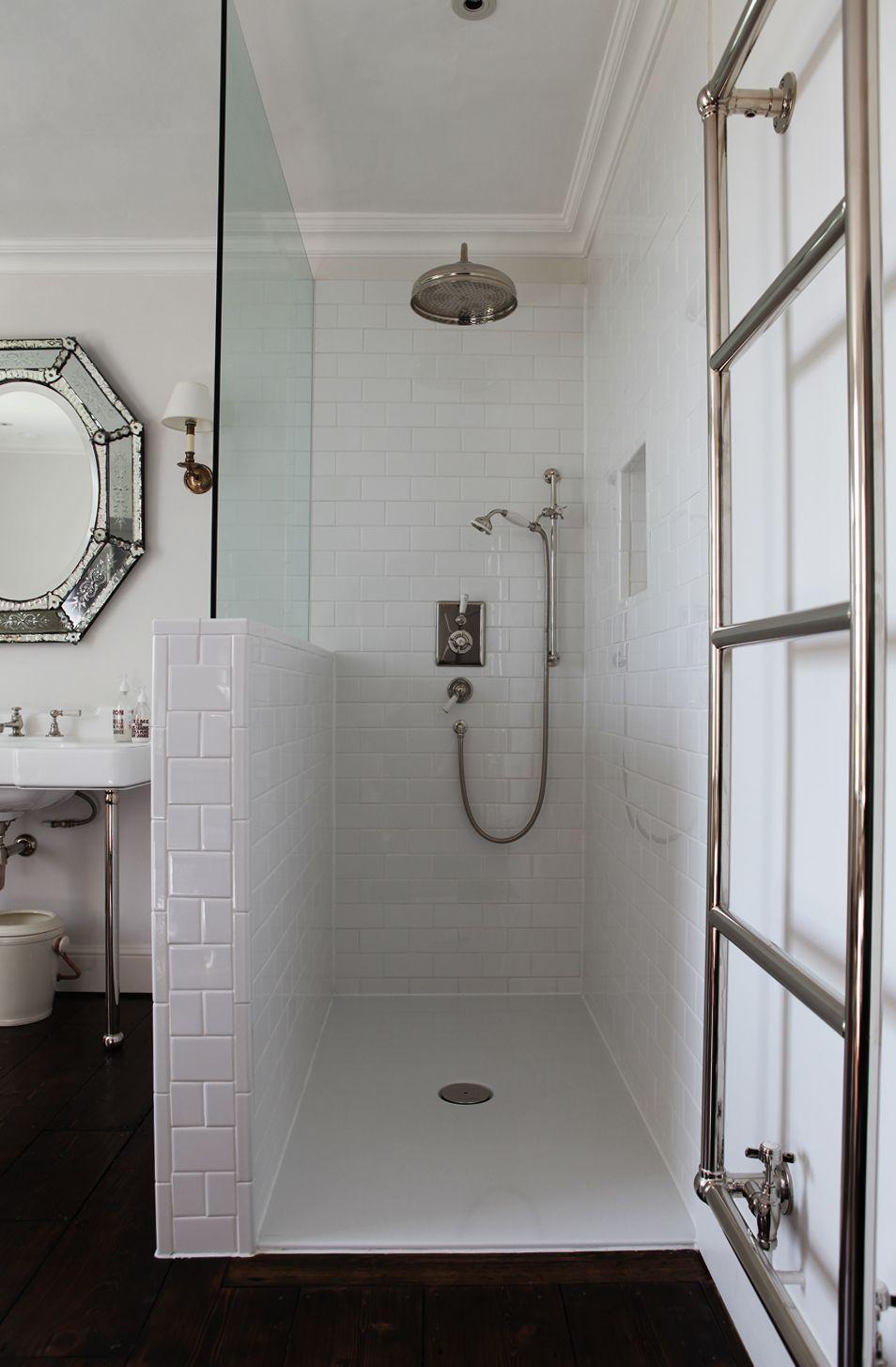 Platos de ducha de obra con diseño