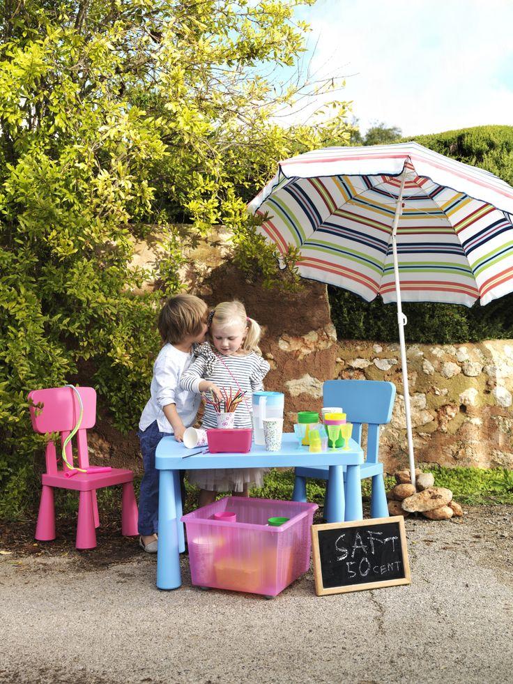 Fiesta de verano para niños