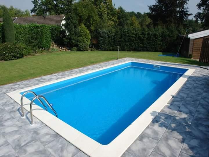 Revestimientos de piscina - fibra de vidrio