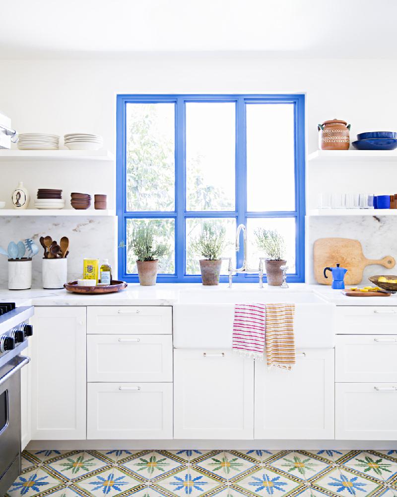 Toque veraniego en la cocina