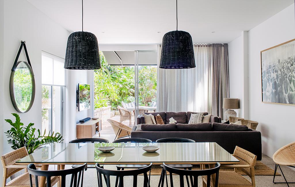 Fibras naturales - mobiliario