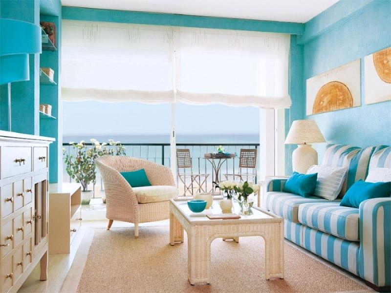 Casa de playa con vistas