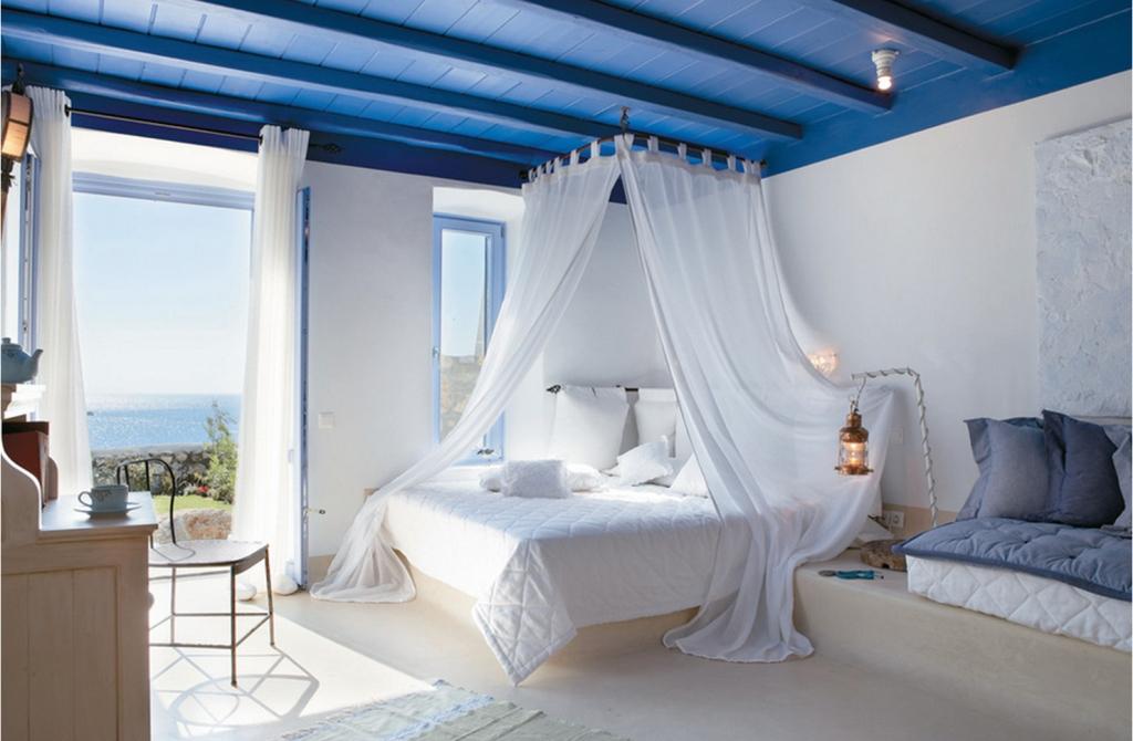 Casa de playa - dormitorio