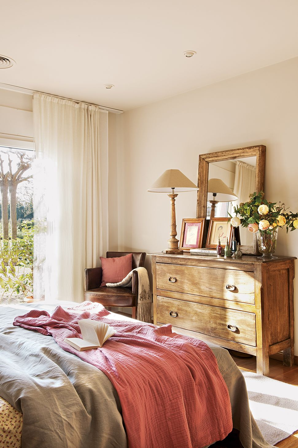 Dormitorio - mobiliario