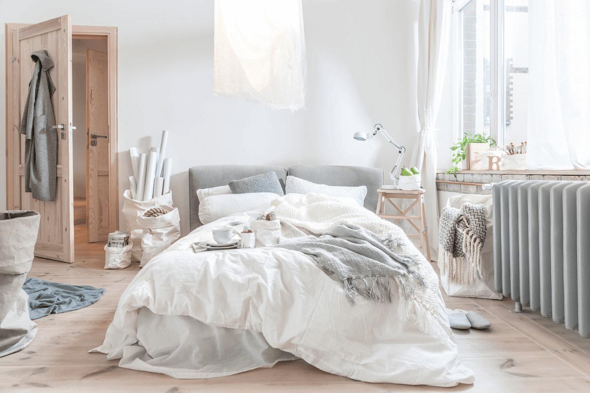 como transformar el dormitorio para descansar mejor 8