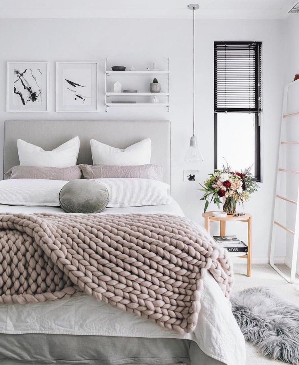 Hygge - dormitorio
