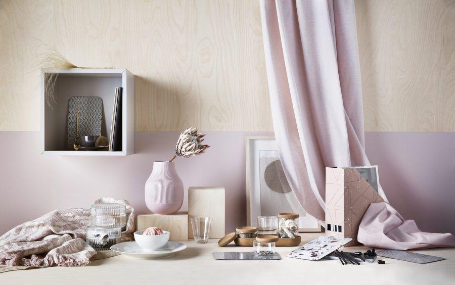 Catálogo Ikea - detalles rosas