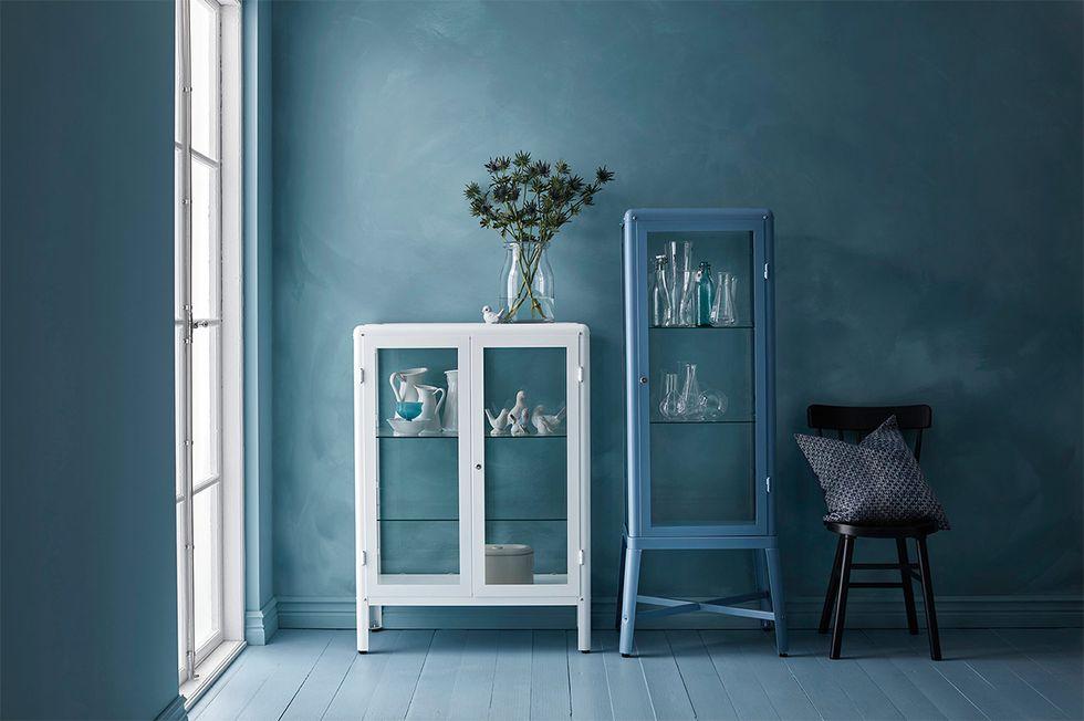 Catálogo Ikea - vitrinas