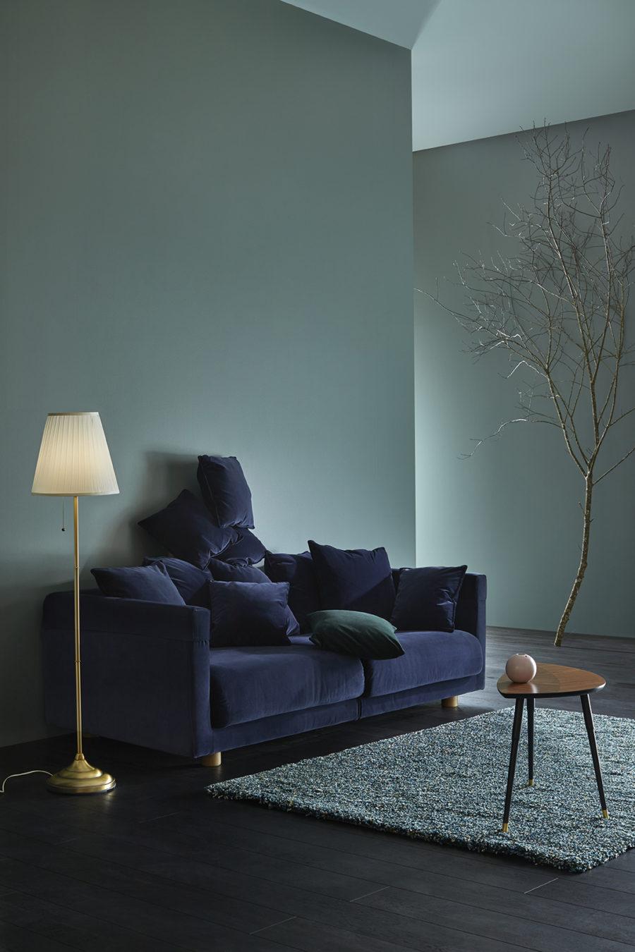 Catálogo Ikea - azul y verde