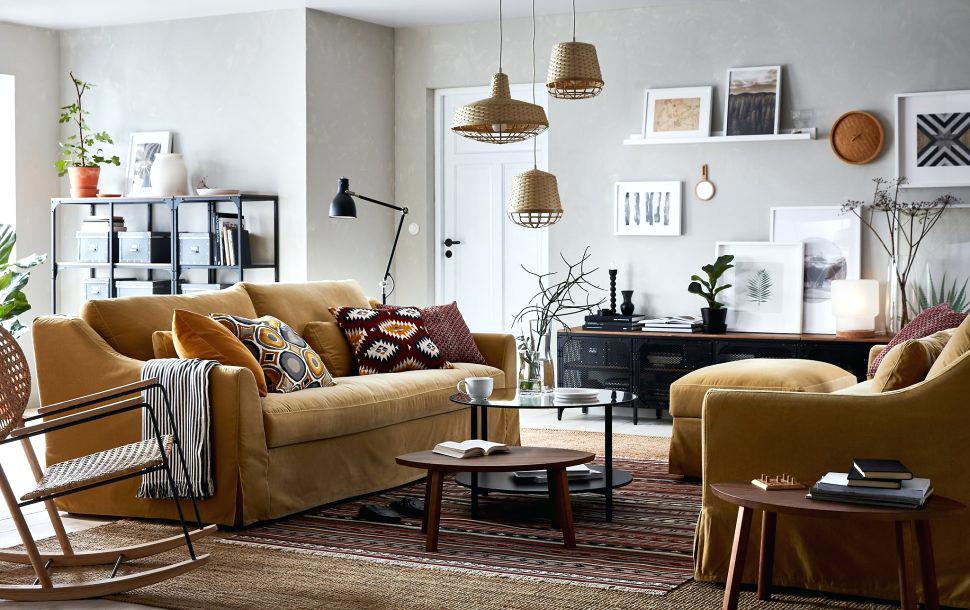 Catálogo Ikea - sofás