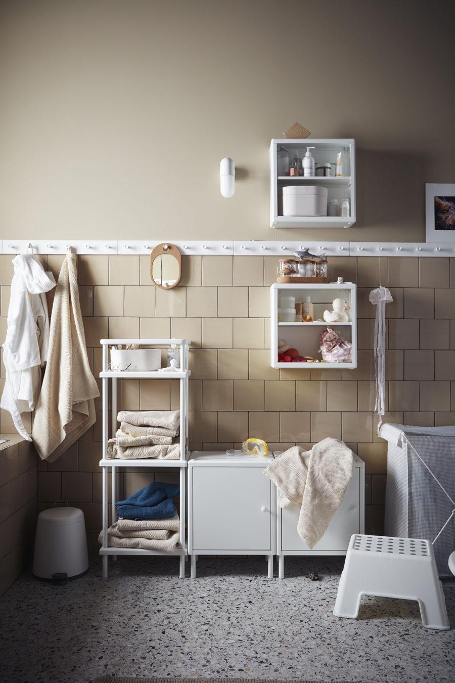 Catálogo Ikea - almacenamiento extra