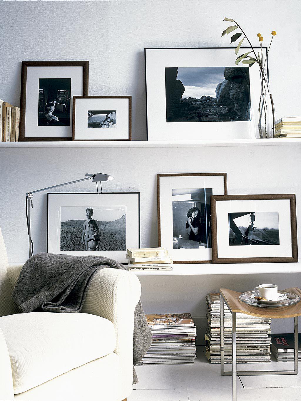 Salones - fotografías