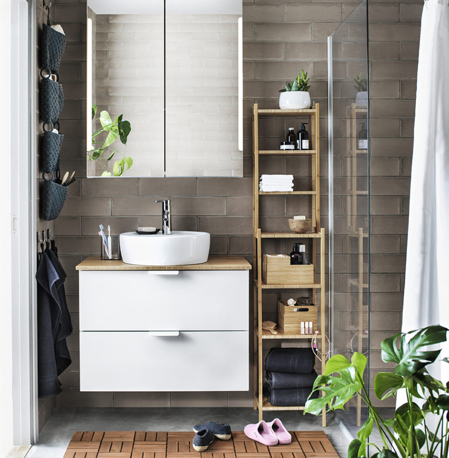 Baño - mobiliario