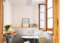 Baño renovado