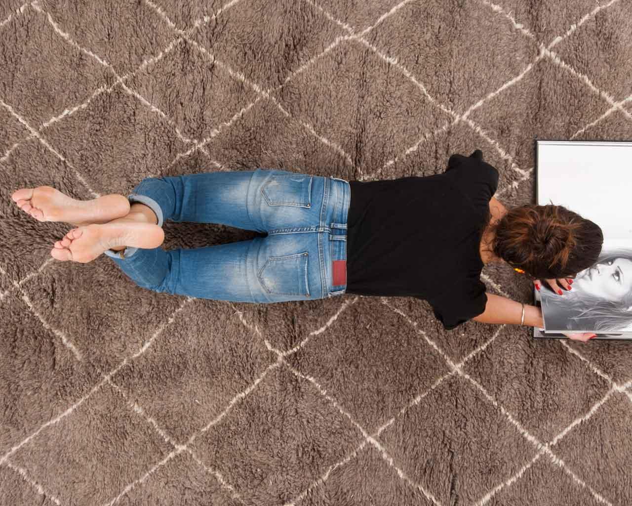 alfombra khadija de diseno