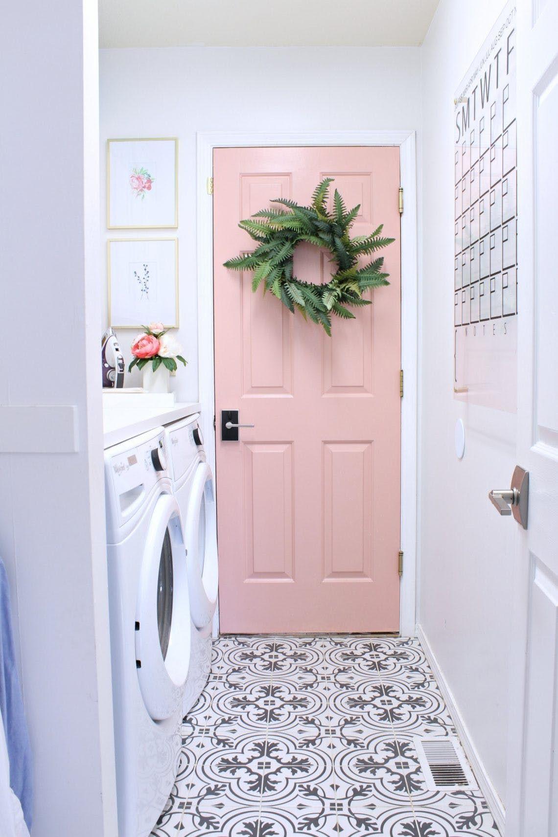 colores en las puertas