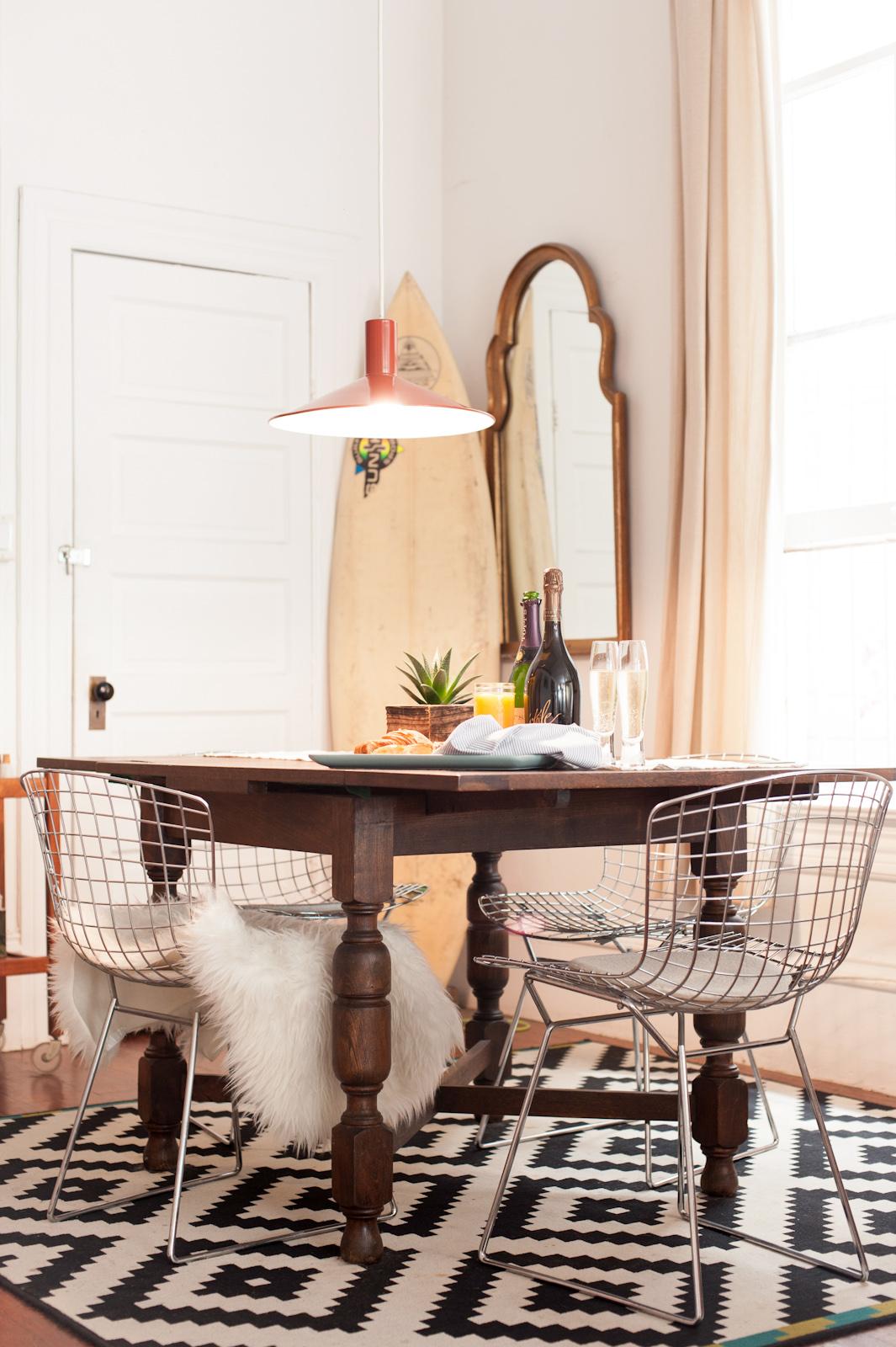 muebles antiguos- contrastes
