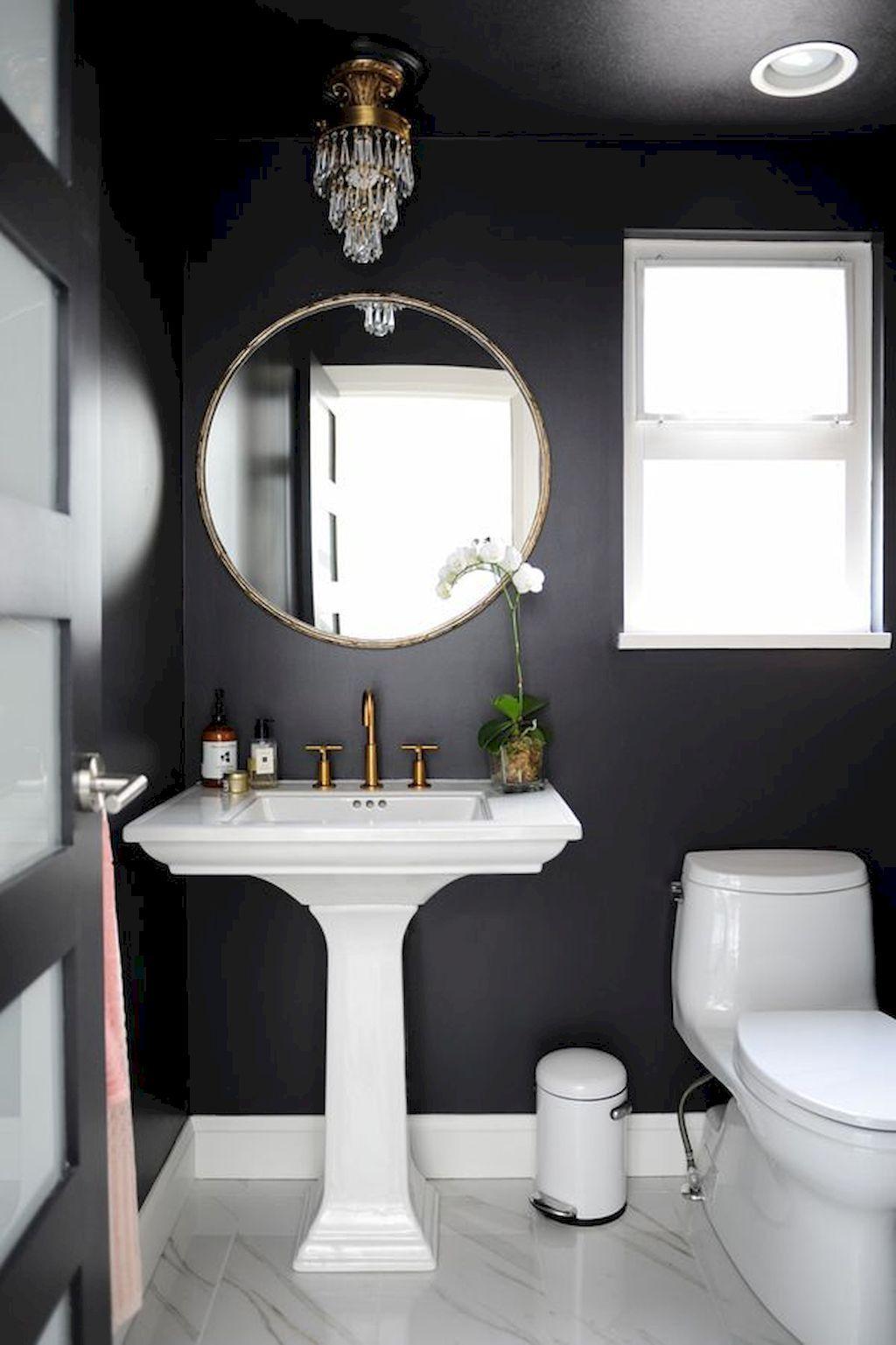 Baños negros - iluminación