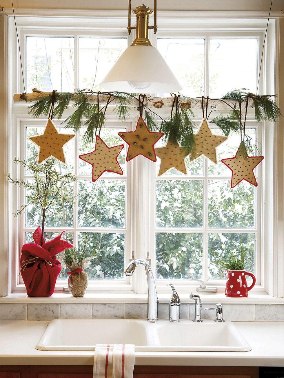 Navidad - rama de pino